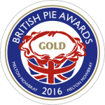 The Bell Hotel - British Pie Awards 2016 - Gold