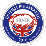 The Bell Hotel - British Pie Awards 2016 - Silver