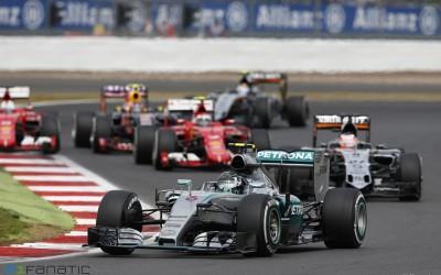 July 9th and 10th British F1 Grand Prix