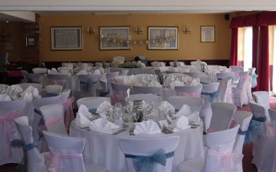 Wedding Reception at The Bell Hotel