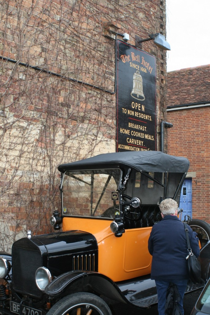 The Bell Hotel WInslow - Model T Ford April Fool Rally 53