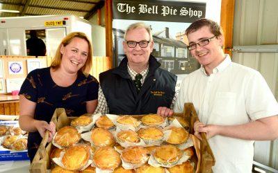 The Bell Pie Shop at Pie Fest