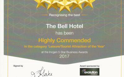 Buckinghamshire 5 Star Business Awards